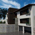 aleroarquitectura-remodelacion-casa-l3-fachada-entrada-estacionamiento-vista-3d